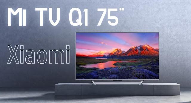 Comprar TV Xiaomi Q1