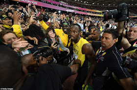 B4 Justin Gatlin Defeats Usain Bolt To Become New World Champion In 100m Sport