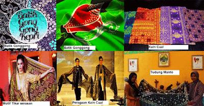 Ragam Kerajinan Tangan (Souvenir) Khas Kepulauan Riau