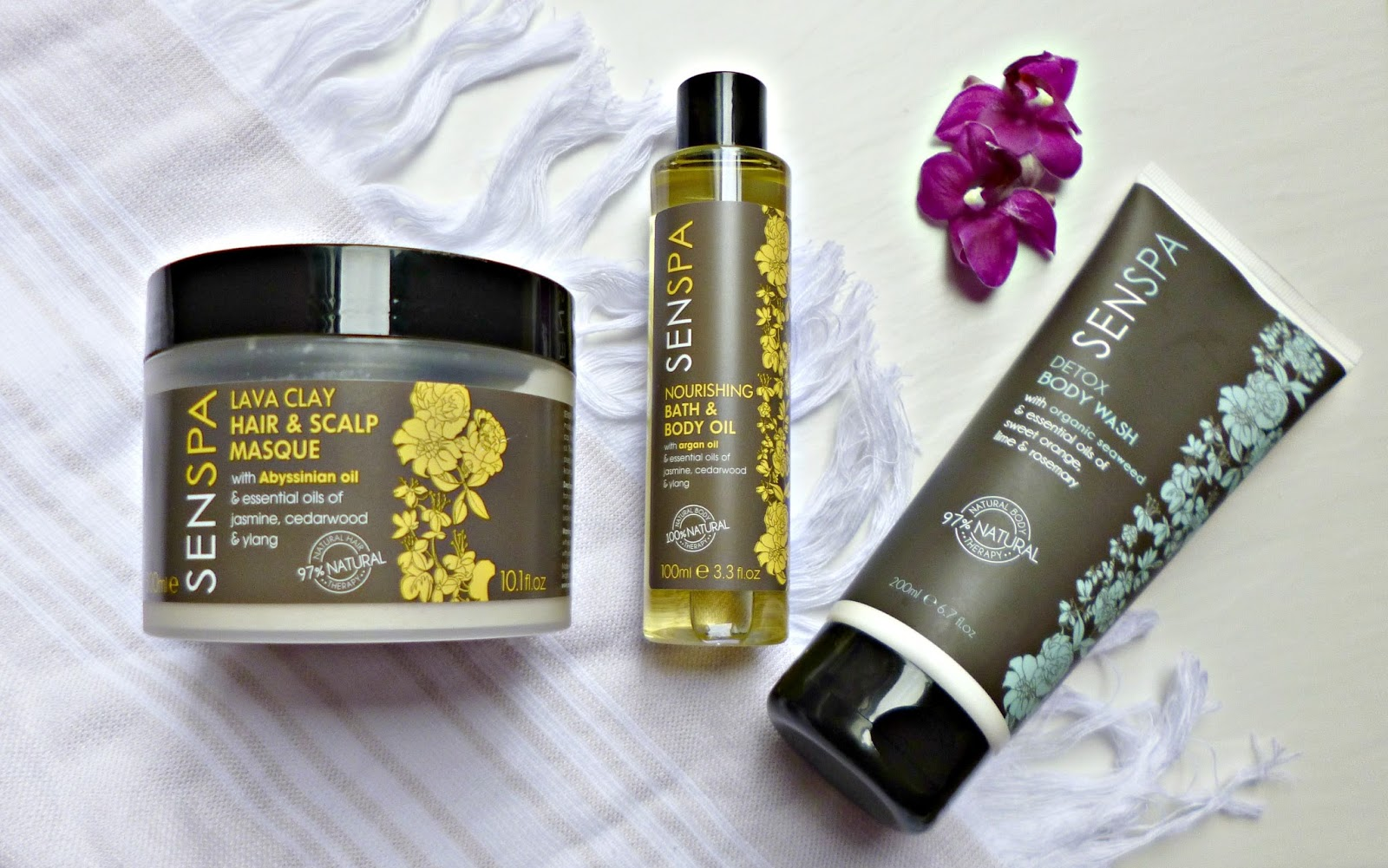 Senspa: Spa products without the Spa prices
