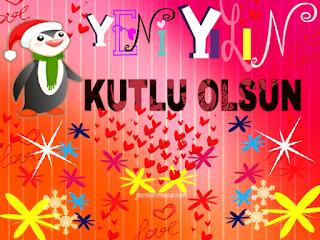 Secgiliye Yeni yıl aşk mesajları