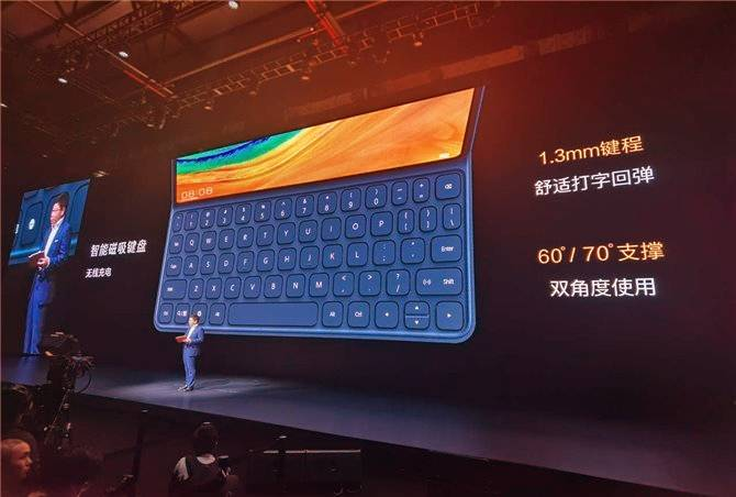 iPad Pro, move over. The flagship tablet Huawei MatePad Pro introduced