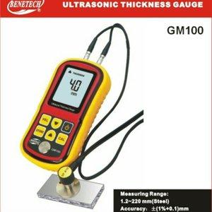 Thickness Gauge Meter Ultrasonic Benetech GM100 - WA.0822 1729 4199