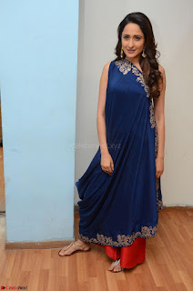 Pragya Jaiswal in beautiful Blue Gown Spicy Latest Pics February 2017 028.JPG