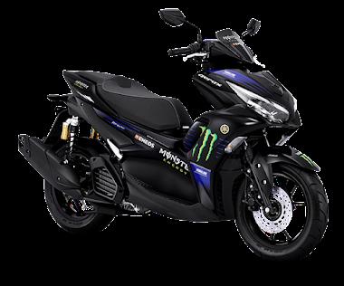 Yamaha All New Aerox 155 Connected Bisa Nyambung Ke Hape & Jadi Power Bank