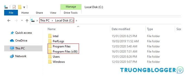 Tìm thư mục cài đặt phần mềm nhanh nhất chính xác nhất