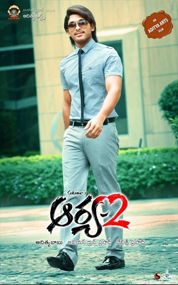 Arya 2 (2009) Dual Audio Hindi Movie Download