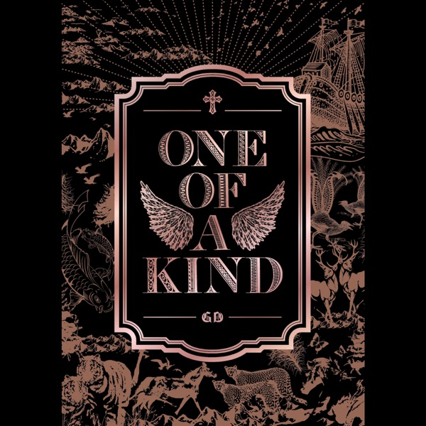 G-DRAGON – One Of A Kind – EP (FLAC + ITUNES PLUS AAC M4A)