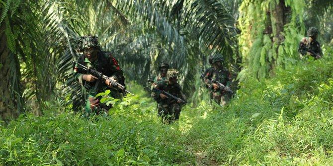 KKB Tembak 2 Anggota TNI Di Papua