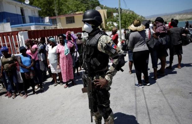Toque de queda y estado de emergencia sanitaria en Haití por Covid 19