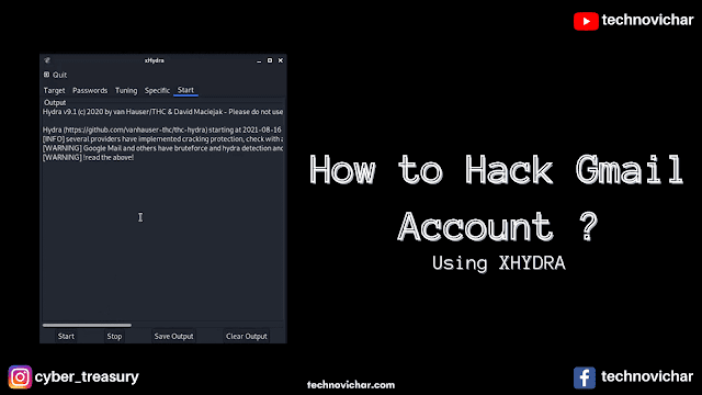 Gmail Account Hack Kaise kare