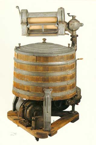 La lavadora historia y evoluci n de las lavadoras for Lavarropas en la cocina