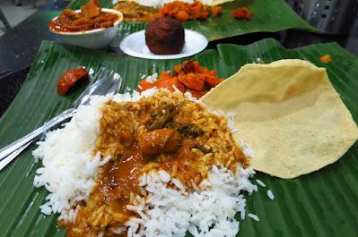 Gandhi Restaurant, south indian meal
