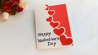 Membuat Kartu Ucapan Valentine Kreatif