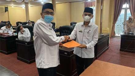 Zaitul Ikhlas Jadi Plt Sekretaris Dewan Kabupaten Solok
