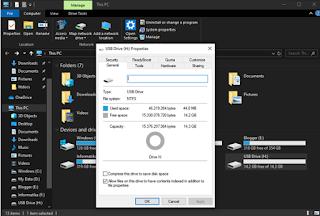 Cara Mengatasi Tidak Bisa Copy Windows ISO ke Flashdisk (Ubah FAT32 ke NTFS)
