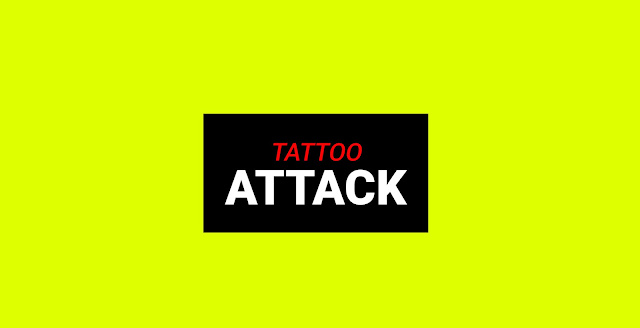 tattoo attack par banksy et olivier poinsignon