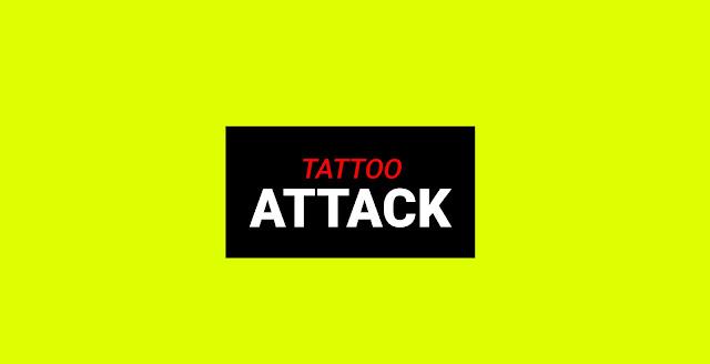 tattoo attack par banksy et olivier poinsignon