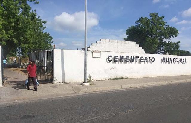 PROFANACIÓN DE TUMBAS EN EL CEMENTERIO MUNICIPAL DE CARORA A LA ORDEN DEL DÍA