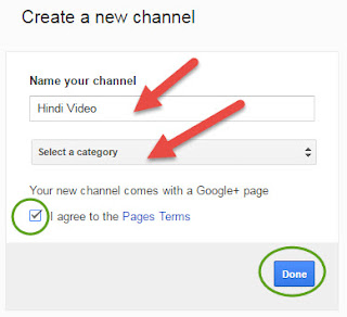How To Create a New Youtube Channel
