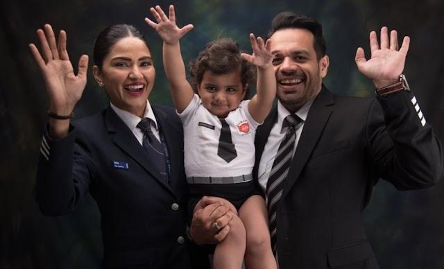 Gaurav Taneja Best Family Pictures in 2020