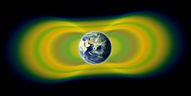 Studying the Van Allen radiation belts (illustrated here) is the scientific goal of a recently awarded GTOSat, which will use a more capable 6U CubeSat bus, the Dellingr-X. Credits: NASA