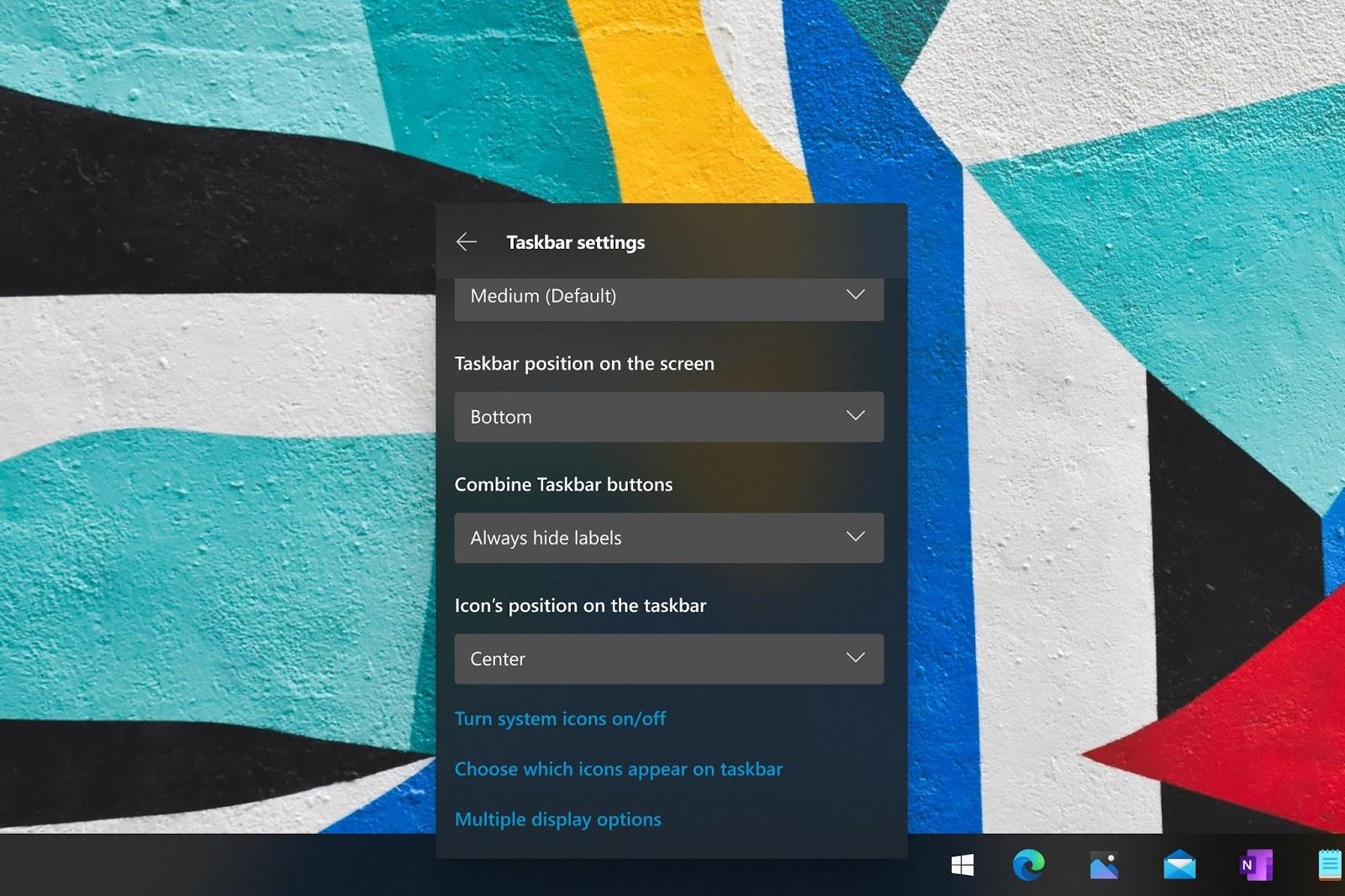 Ecco come dovrebbe essere il nuovo menu contestuale di Windows 10