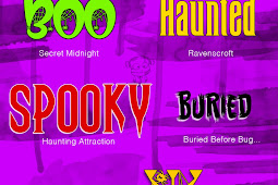 Free and Indispensable Fonts for Halloween