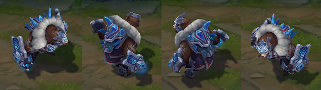 Patch Note 10.11 PBE : TENTATIVE BALANCE CHANGES & CONTINUED VOLIBEAR TESTING 12