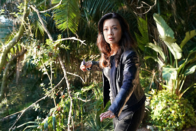 Melinda May in Marvel's Agents of SHIELD s6e12