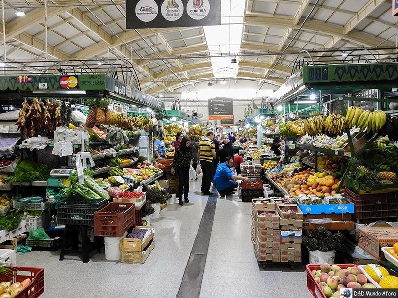 Mercado Municipal - O que fazer em Curitiba, Paraná