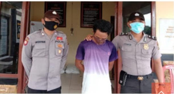 Polsek Dente Teladas Berhasil Diungkap Pembunuhan Berencana