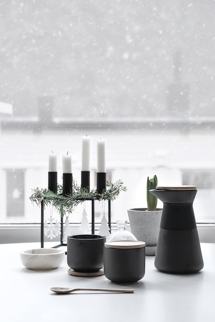 Stelton Theo Stoneware - Slow Brewed Coffee methods