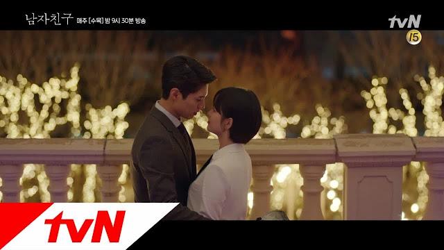 《男朋友》下週停播一次 今晚是否會上演韓劇第8集bobo定律 觀眾都好期待!