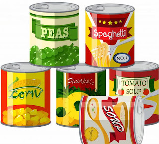 Facts On The Various Types Of Food Storage