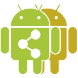تحميل تطبيق مشاركة الملفات والتطبيقات MyAppSharer