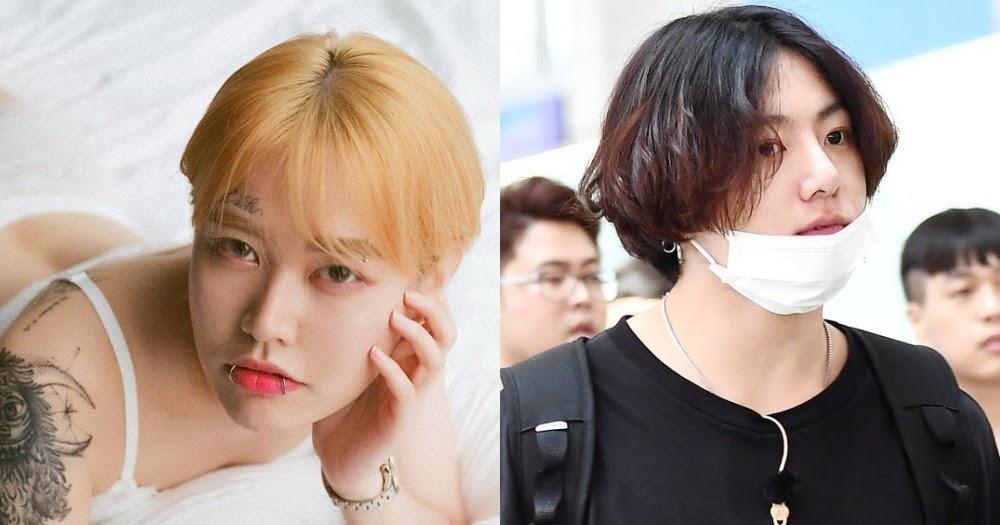 Dating scandal jungkook bts Cha Eun