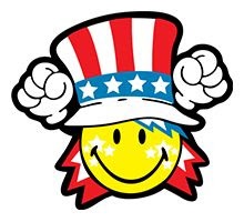 Celebrate Independence day with Smileys
