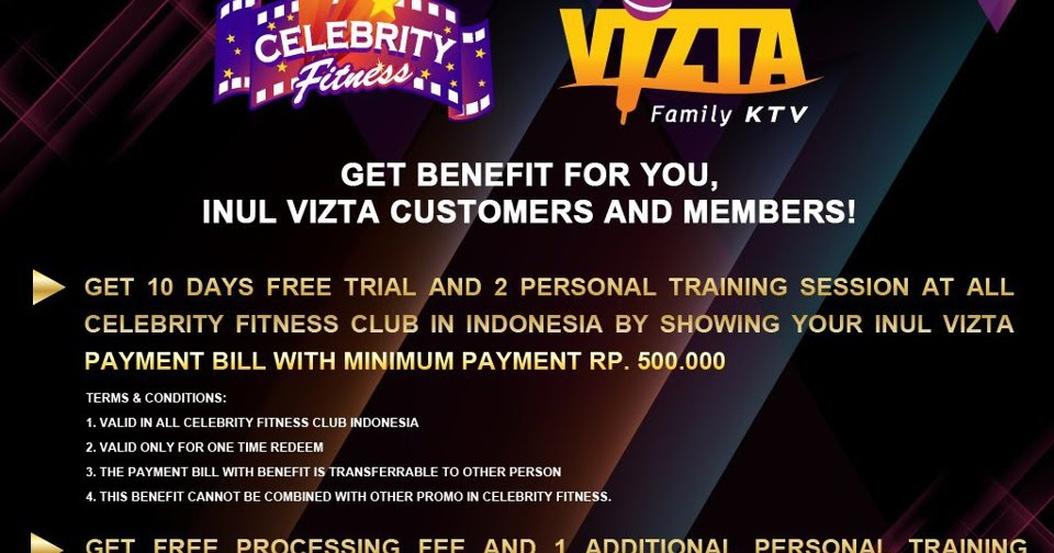 Celebrity fitness semarang harga