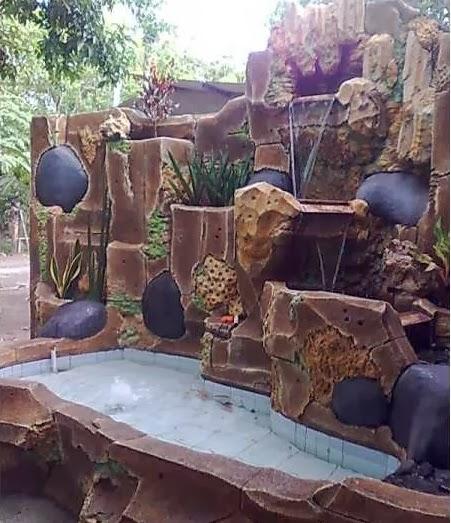 kolam realif