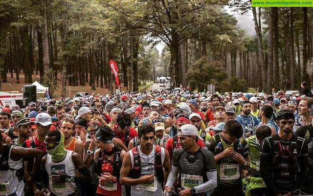 La Maratón de Transvulcania, sede del Campeonato de España de Trail, completa inscripciones