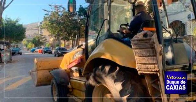 Polícia Civil realiza operações em comunidades de Duque de Caxias
