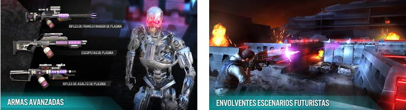 TERMINATOR GENISYS: REVOLUTION Modified v2.0.0 APK+DATA