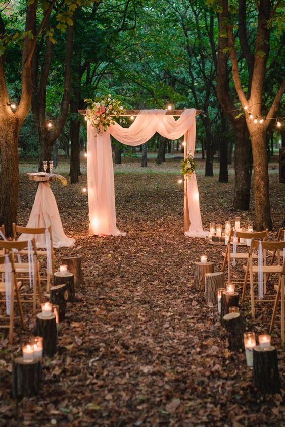 希望婚禮儀式中能夠有一個類似這樣的拱門 wedding arch