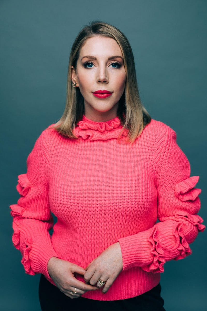 Katherine Ryan Clicked For a Photoshoot 2020