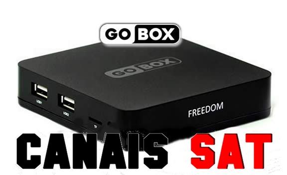 Gobox Freedom Nova Atualização V00504054 - 31/08/2019