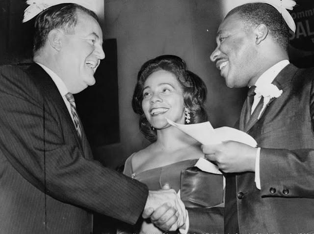 Nobel de Paz 1964, Martin Luther King
