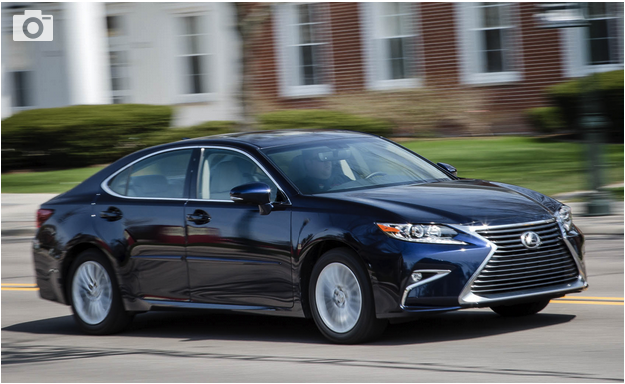 2018 Lexus ES Review - Cars Auto Express | New and Used ...