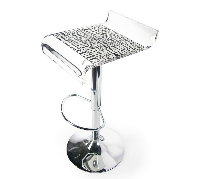 modern lucite furniture