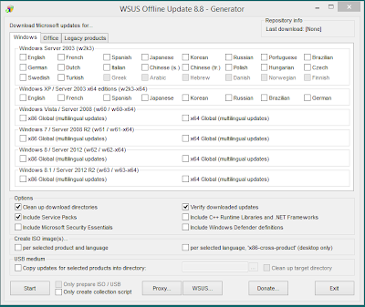 Configuration Manager - Inject Windows Updates into WIM image files using Windows 8.1 2